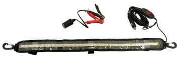 CAMPING TENT 12v FLEXIBLE WATERPROOF 72 LED AWNING STRIP LIGHT+ DIMMER SWITCH